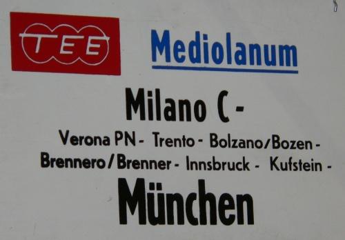 Tabella del Mediolanum