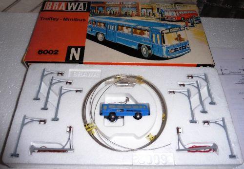 La confezione Brawa 6002 N
