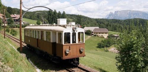 Ferrovia del Renon (BZ) - Foto da wikimedia