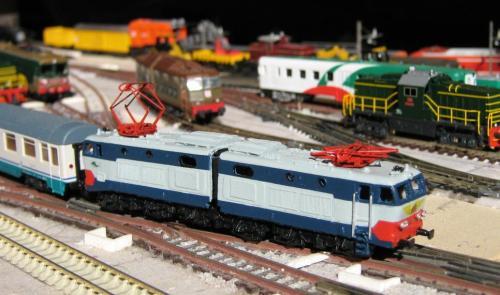 E656 della Ferrovia del Caimano