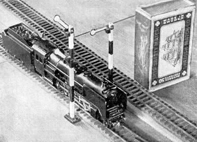 Prototipo della Kerstingbahn, mai entrata in produzione