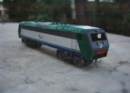E405 di La Ferrovia del Caimano