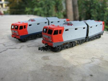 E636 Camilla di La Ferrovia del Caimano