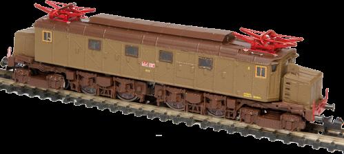 La E.428 Prima Serie di Colli