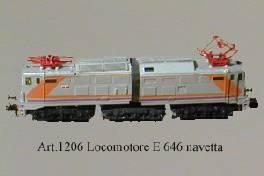 CLM 1206 - E.646 Navetta