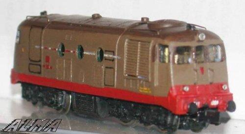 D341 prima serie di Alma Models