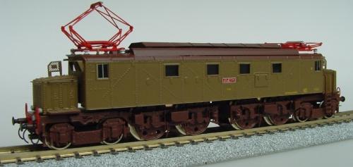 E.428 prima serie di Euromodell FP