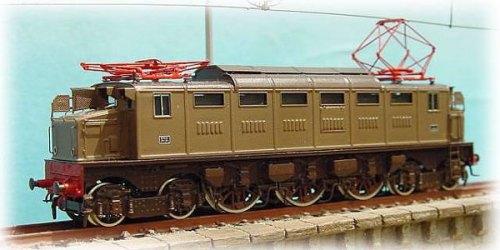 FS E.326 realizzata da Euromodell FP