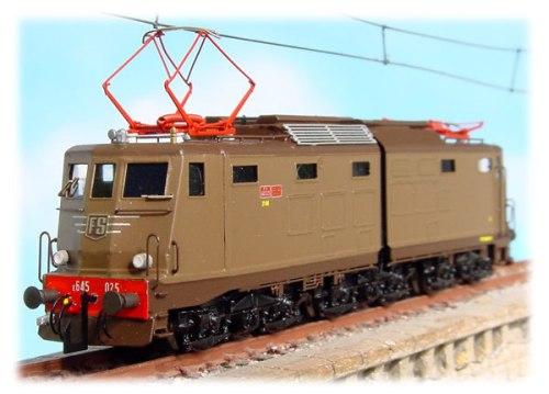 E645.025 prima serie di Euromodell-fp