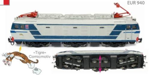 E632 Fine Scale Munchen