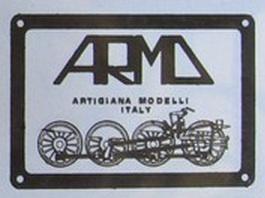 Logo di ARMO