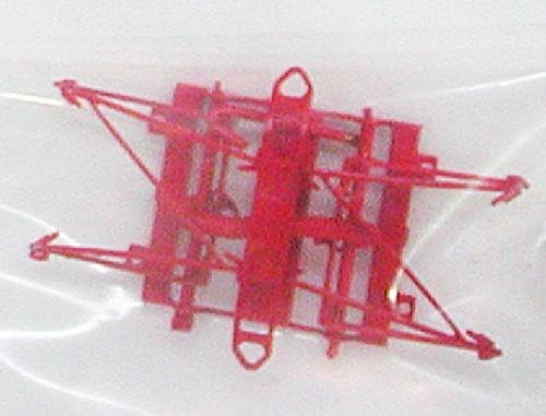 Dettaglio di un FS 52 di Fratix