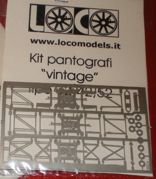 Le nuove lastrine di Locomodels (Colli) - Foto di Carlo Mercuri