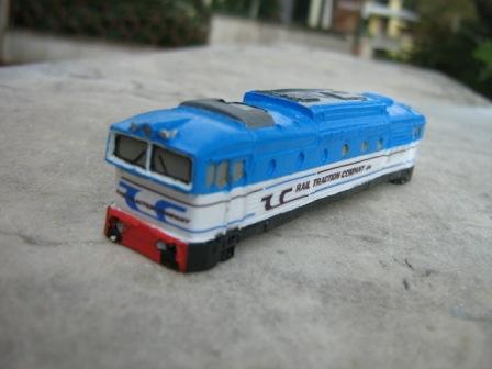 D752 RTC di Ferrovie del Caimano