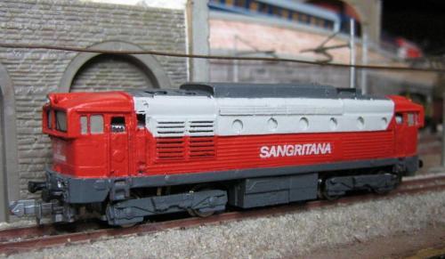D752 Sangritana di Ferrovie del Caimano