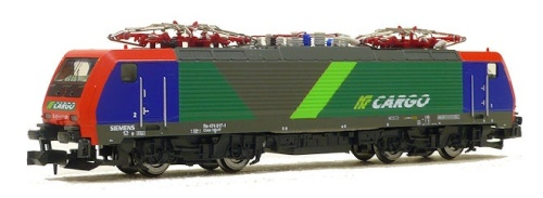 Re474 Ferrovie Nord Milano di Hobbytrain (HT2906)