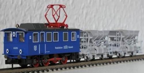 Edizione speciale 781283 -Jubilcäumsset Wendelsteiner-kieswerk, digitale.