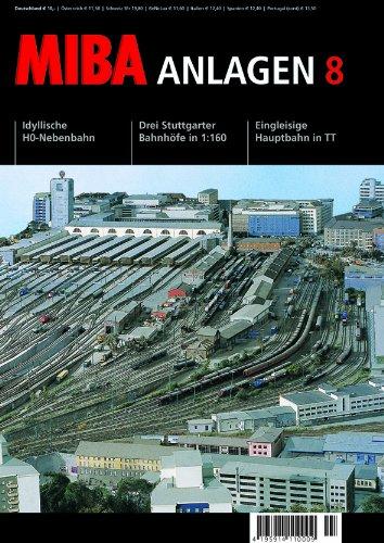 La copertina di Miba Anlagen 8