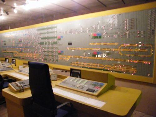 Pannello di controllo -immagine da http://www.modellbahn-dortmund.de/