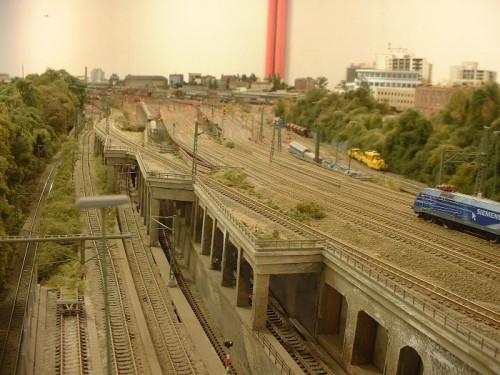 Sottopassi ferroviari