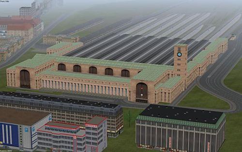 La stazione di Stoccarda in versione virtuale