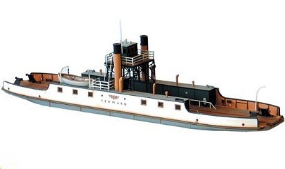 Ferry di Langley Models