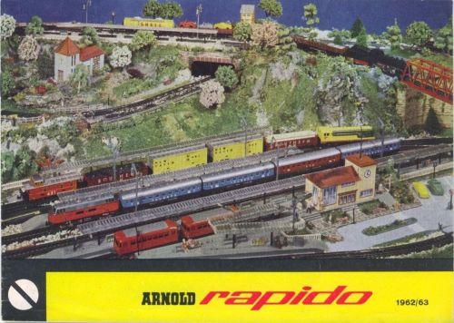 Arnold Rapido 1962/63