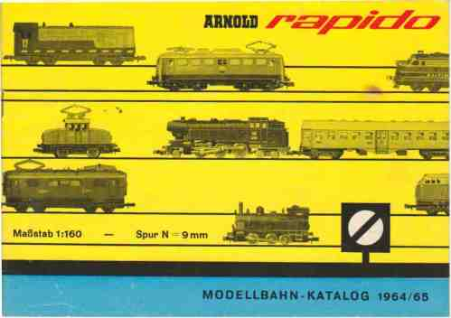 Arnold Rapido 1964/65