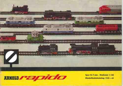Arnold Rapido 1965/66