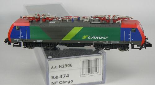 La Hobbytrain E474 NC (art. H2906).