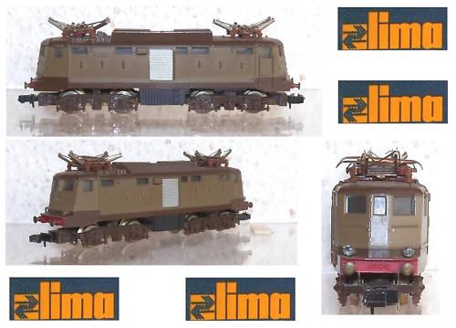 Lima E424 livrea originale
