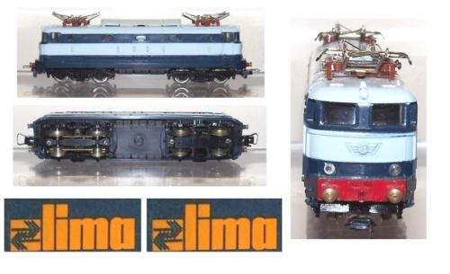 Lima E444 prototipo