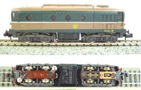 Rivarossi D341