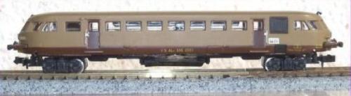 Una Aln 556 piuttosto alta sul ferro.