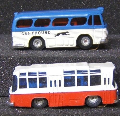 I Bus di Aurora Postage Stamp