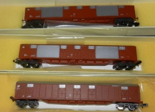 Tre carri Gabs di Fratix, da ebay