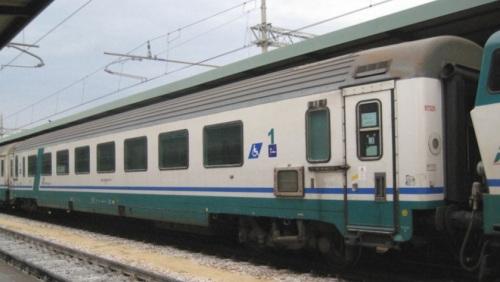 Una GC AH a Roma nel 2010 - Foto © Giorgio Iannelli da trenomania