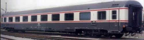 GC Compartimenti Bandiera lato corridoio - foto dal Catalogo Eurorail Models