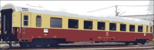 GC Compartimenti vista dal lato ritirata. Foto © tratta dal catalogo Eurorailmodels 2008