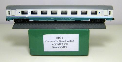 La Fratix 5001, Gran Comfort a comparti in livrea XMPR