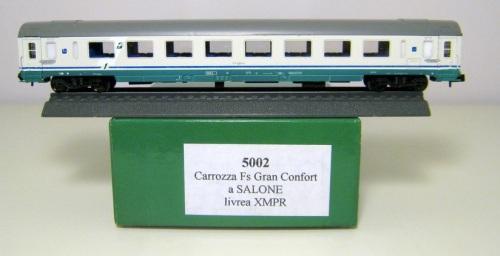 La Fratix 5002, Gran Comfort a salone in livrea XMPR