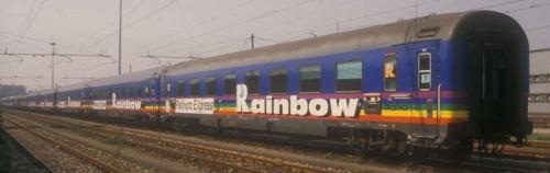 Palinuro Express, composto di carrozze GC. Foto © Maurizio Tolini dal forum ASN