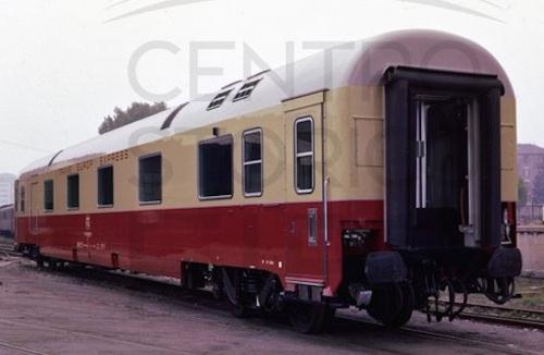 TEE Furgone Generatore - Foto © Centro Storico Documentazione FIAT