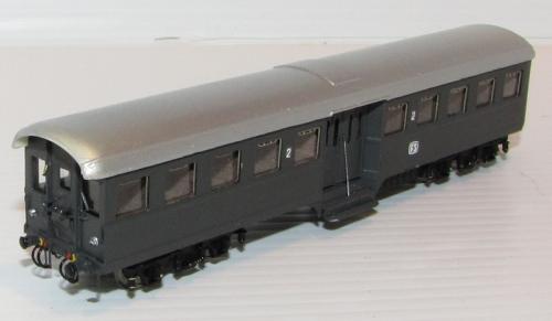 Corbellini Tipo 1947 semipilota UTECA