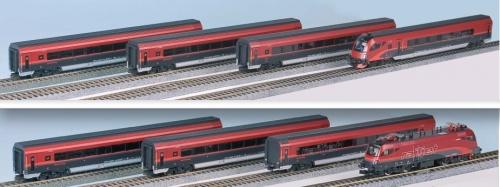 Il Railjet (completo) di Hobbytrain
