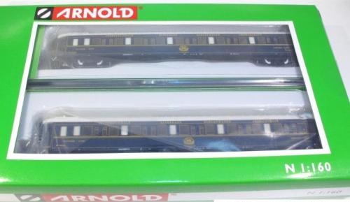 La confezione di due LX VSOE di Arnold (HN 07)