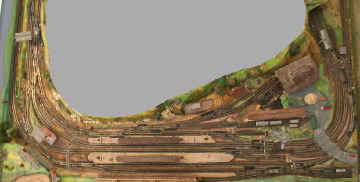 Schemi Elettrici Per Fermodellismo : La stazione di querceto scalaenne note sparse treni