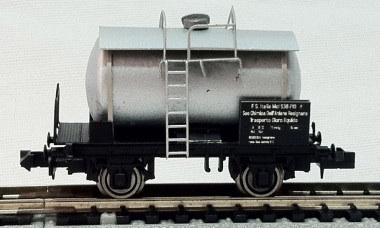 AC3451- Carro trasporto cloro della Società Solvay