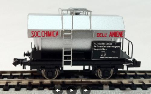 Art3450 Carro della Soc. Chimica dell'Aniene