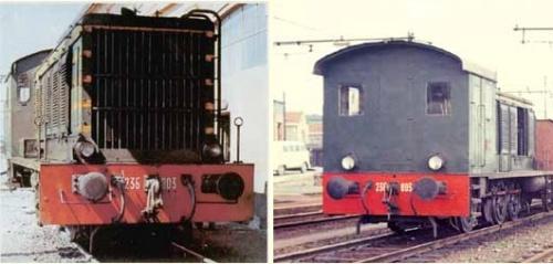 Rare immagini a colori della D.236.003, dal sito di Massimo Di Giulio.